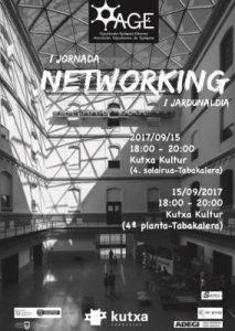 Networking Jardunaldia